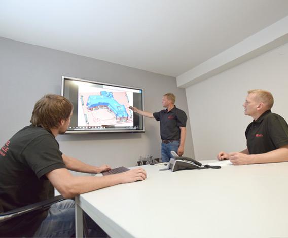 webEx Meetings mit Jaeckel Modelle